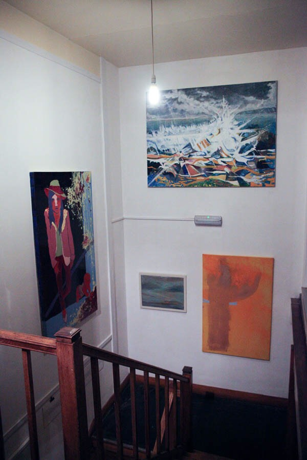 Stiwdios / Studios - Elysium Gallery